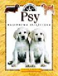 Psy. nalepkowa książeczka
