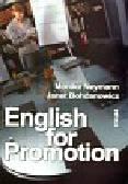 Neymann Monika, Bohdanowicz Janet - English for promotion