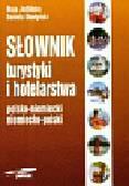 Jedlińska Maja, Obodyński Daniela - Słownik turystyki i hotelarstwa polsko-niemiecki niemiecko-polski
