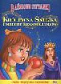 Baśniowe czytanki Królewna Śnieżka i siedmiu krasnoludków Duże litery do czytania