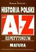 Tusiewicz Roman - Historia Polski A-Z Repetytorium
