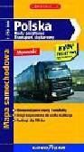 Polska Kody pocztowe Transport ciężarowy