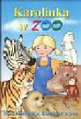 Karolinka w zoo Malowanka edukacyjna