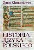 Klemensiewicz Zenon - Historia języka polskiego