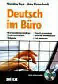 Bęza Stanisław, Kleinschmidt Anke - Deutsch im Buro z książką (Płyta CD)
