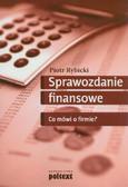 Rybicki Piotr - Sprawozdanie finansowe. Co mówi o firmie?