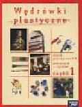 Adamska-Ubaka Alina, Szlaska Katarzyna - Wędrówki plastyczne 4-6 Podręcznik z płytą CD Część 1. Szkoła podstawowa