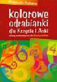 Podleśna Małgorzata - Kolorowe odrabianki dla Krzysia i Anki. Zabawy matematyczne dla dziewięciolatków