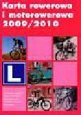 Karta rowerowa i motorowerowa 2009/2010
