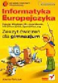 Pańczyk Jolanta - Informatyka Europejczyka Zeszyt ćwiczeń Edycja Windows XP