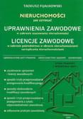 Fijałkowski Tadeusz - Nieruchomości Uprawnienia zawodowe Licencje zawodowe