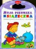 Bator Agnieszka - Moja pierwsza książeczka 3. Zabawa z naklejkami dla 2- i 3-latków