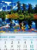 Kalendarz 2010 KT02 Jezioro trójdzielny