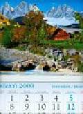 Kalendarz 2010 KT06 Pejzaż trójdzielny