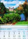Kalendarz 2010 KT12 Rezydencja trójdzielny