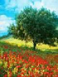 Kalendarz 2010 RW11 Ogrody rajskie