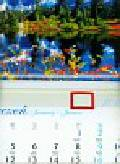 Kalendarz 2010 KJ01 Krajobraz jednodzielny