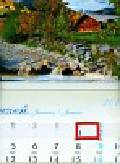 Kalendarz 2010 KJ03 Góry jednodzielny