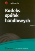 Kodeks spółek handlowych
