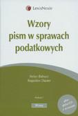 Babiarz Stefan, Dauter Bogusław - Wzory pism w sprawach podatkowych + płyta CD z wzorami