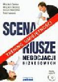 Sambor Wojciech, Skrobisz Wojciech, Babrzyński Dariusz - Scenariusze negocjacji biznesowych z płytą CD