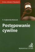 Czajkowska-Matosiuk Katarzyna - Postępowanie cywilne