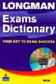 Longman Exams Dictionary z płytą CD