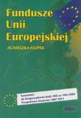 Filipek Agnieszka - Fundusze Unii Europejskiej