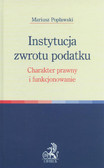 Popławski Mariusz - Instytucja zwrotu podatku