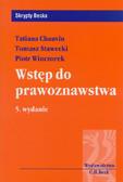 Chauvin Tatiana, Stawecki Tomasz, Winczorek Piotr - Wstęp do prawoznawstwa