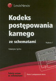 Sychta Katarzyna - Kodeks postępowania karnego ze schematami