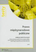 Prawo międzynarodowe publiczne. Testy dla studentów