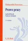Florek Ludwik, Zieliński Tadeusz - Prawo pracy