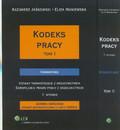 Jaśkowski Kazimierz, Maniewska Eliza - Kodeks pracy  Komentarz tomy 1 i 2