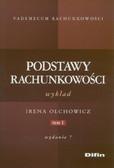 Olchowicz Irena - Podstawy rachunkowości Wykład Tom 1
