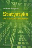 Podgórski Jarosław - Statystyka dla studiów licencjackich