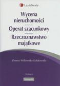 Wilkowska-Kołakowska Dorota - Wycena nieruchomości Operat szacunkowy Rzeczoznawstwo majątkowe