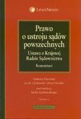 Ereciński Tadeusz, Gudowski Jacek, Iwulski Józef - Prawo o ustroju sądów powszechnych