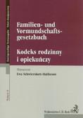Kodeks rodzinny i opiekuńczy Familien und Vormundschaftsgesetzbuch