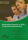 Figurska Katarzyna, Kocoń Anna - Sprawozdania finansowe za 2009 r w jednostkach gospodarczych