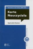 Kosiarz Agnieszka - Karta Nauczyciela Komentarz na rok szkolny  2009/2010 z płytą CD