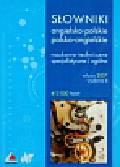 Słowniki angielsko-polskie polsko-angielskie naukowo-techniczne specjalistyczne i ogólne (Płyta CD)