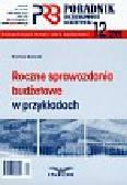 Gąsiorek Krystyna - Poradnik rachunkowości budżetowej 2009/12 Roczne sprawozdania budżetowe w przykładach