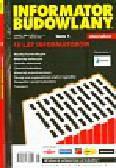 Informator budowlany 2010 tom 1-2