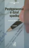 Stempniak Andrzej - Postępowanie o dział spadku