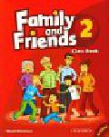 Simmons Naomi - Family and friends 2 class book with CD