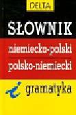 Misiorny Michał - Słownik niemiecko polski polsko niemiecki i gramatyka