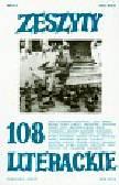 Zeszyty Literackie 108 Konstanty A.Jeleński