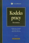 Gersdorf Małgorzata, Rączka Krzysztof, Raczkowski Michał - Kodeks pracy Komentarz