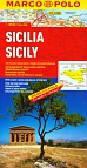 Sycylia Mapa drogowa 1:300